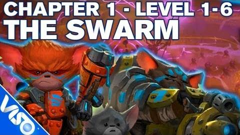 Mech Mice Chapter 1 Level 6 - The Swarm HD