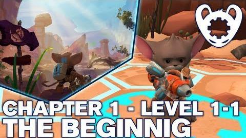 Mech Mice Chapter 1 Level 1 - The Beginning HD
