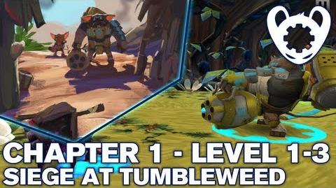 Mech Mice Chapter 1 Level 3 - Siege at Tumbleweed HD
