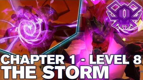 Mech Mice Chapter 1 Level 8 - The Storm Termina Boss Battle HD