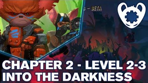 Mech Mice Chapter 2 Level 3 - Into the Darkness HD