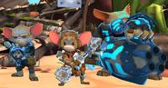Dragonclaw Squad