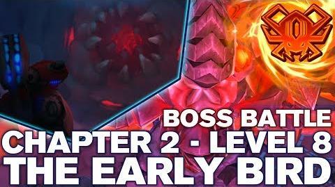 Mech Mice Chapter 2 Level 8 - The Early Bird Boss Battle HD