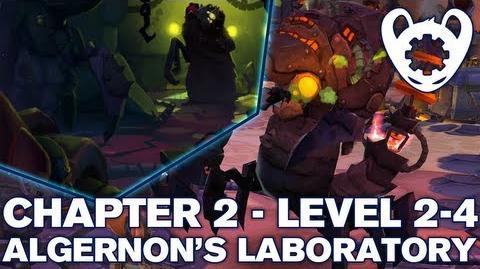 Mech Mice Chapter 2 Level 4 - Algernon's Laboratory HD