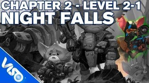 Mech Mice Chapter 2 Level 1 - Night Falls HD