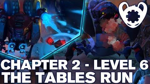 Mech Mice Chapter 2 Level 6 - The Tables Run HD