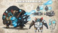 Mech Mice Heavy(3)