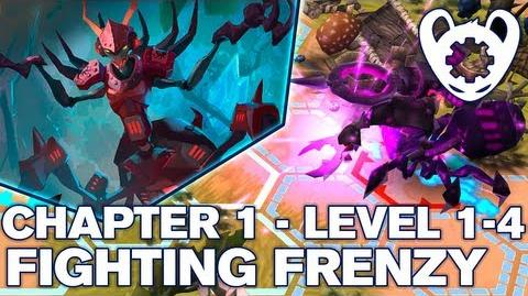 Mech Mice Chapter 1 Level 4 - Fighting Frenzy