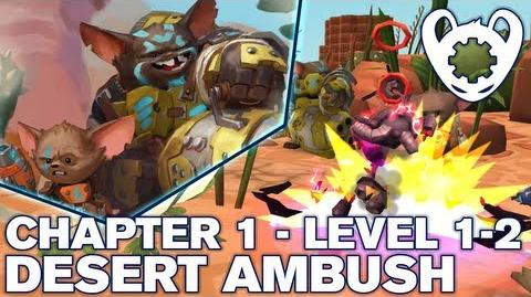 Mech Mice Chapter 1 Level 2 - Desert Ambush HD