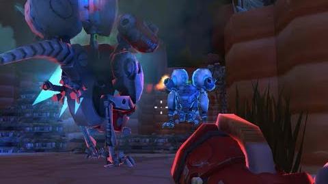 Mech Battle! Mech Mice Academy