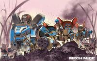 MechMice blue squad