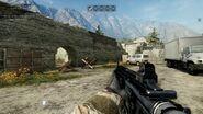 HK416c MOHW