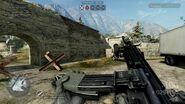 HK416 Tactical Reload MOHW