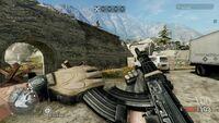 AK-103 Bullpup Reload MOHW