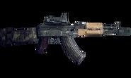 AK-103 MOHW Battlelog Icon for Gruppa Alfa