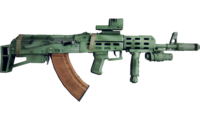 Ak-103 bullpup grom