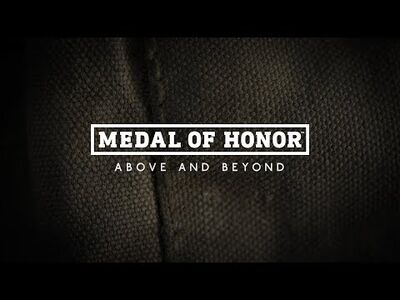 Medal of Honor- Above and Beyond trailer