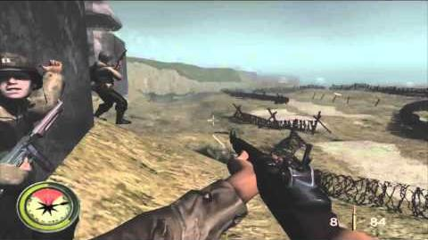 TheKnightOfOyashiro/Medal of Honor: Frontline remastered footage released.