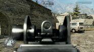 M249 Irons MOHW