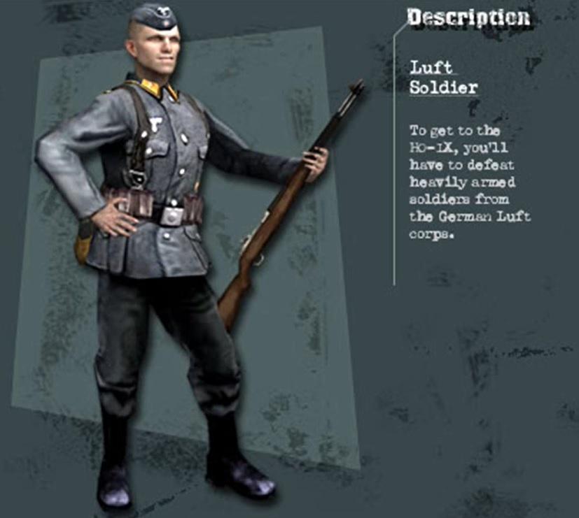 Luftwaffe guards