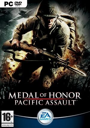 Medal of Honor - Pacific Assault (обложка).jpg