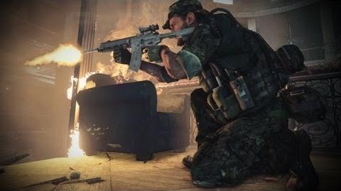 EA Medal of Honor Warfighter