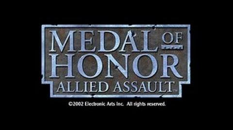Medal of Honor Allied Assault trailer HD (converted)