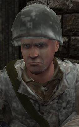 Captain (Bastogne)