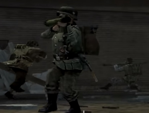 Panzerschreck Squad