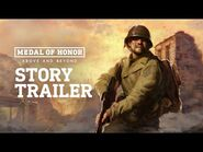 Medal of Honor- Above and Beyond story trailer