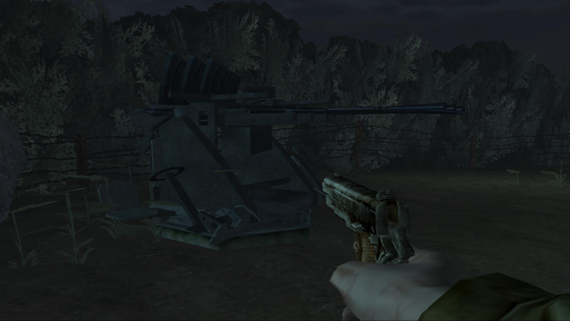 Type 96 AA gun