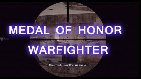 """Medal_Of_Honor_Warfighter_-_Singleplayer_Exclusive_Preleased_Gameplay_""""Soreleave""""_-_PC"""