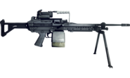 M249 MOHW Battlelog Icon For SOG