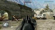 AKS-74U Irons MOHW