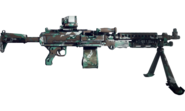M240 MOHW Battlelog Icon For SEALs and SFOD-D and SAS