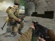 BAR US Soldier