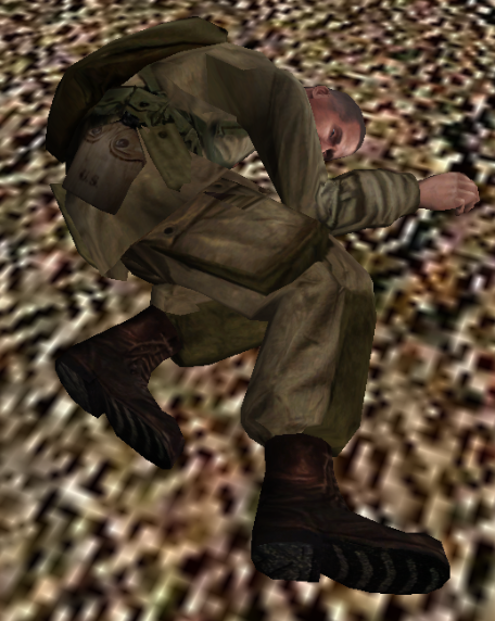 Radio Operator Paratrooper