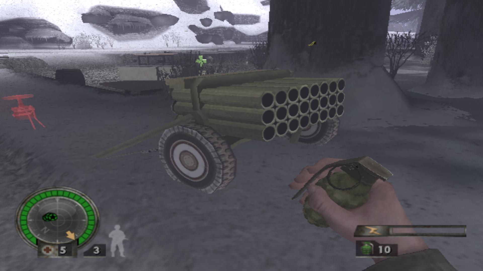 M16 Rocket Launcher