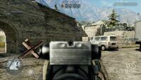 AK-103 Bullpup Irons MOHW