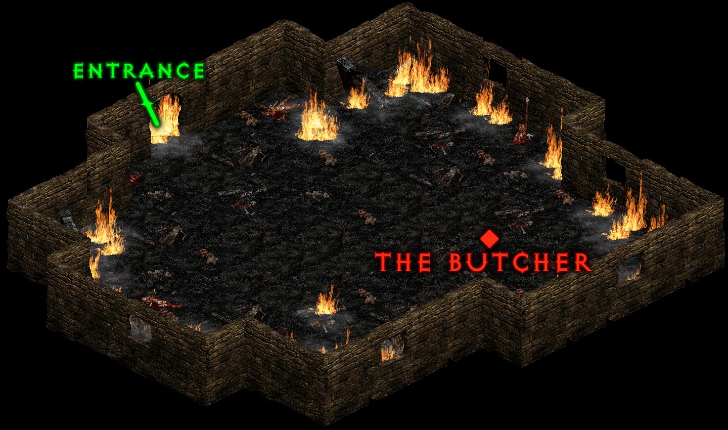 Butcher's Lair