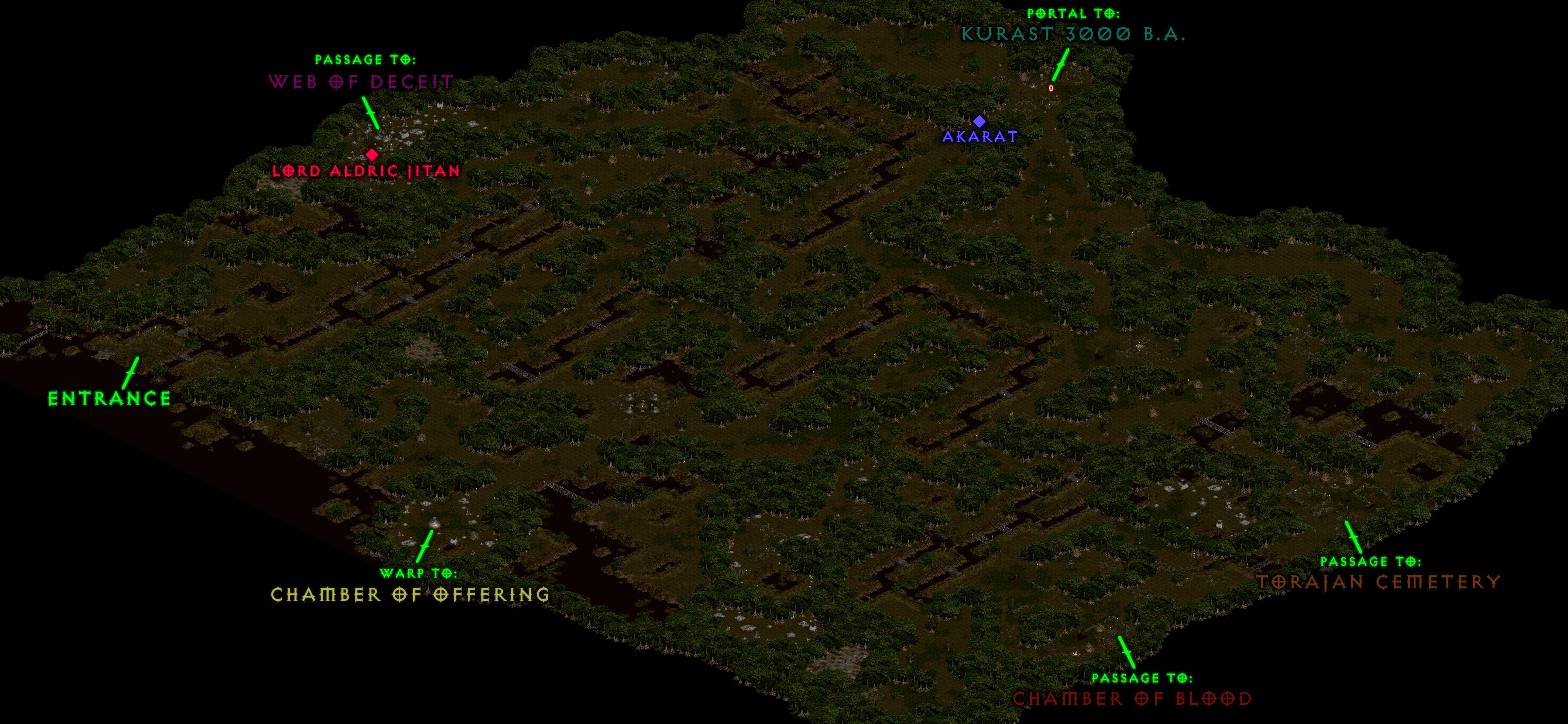 Torajan Jungles