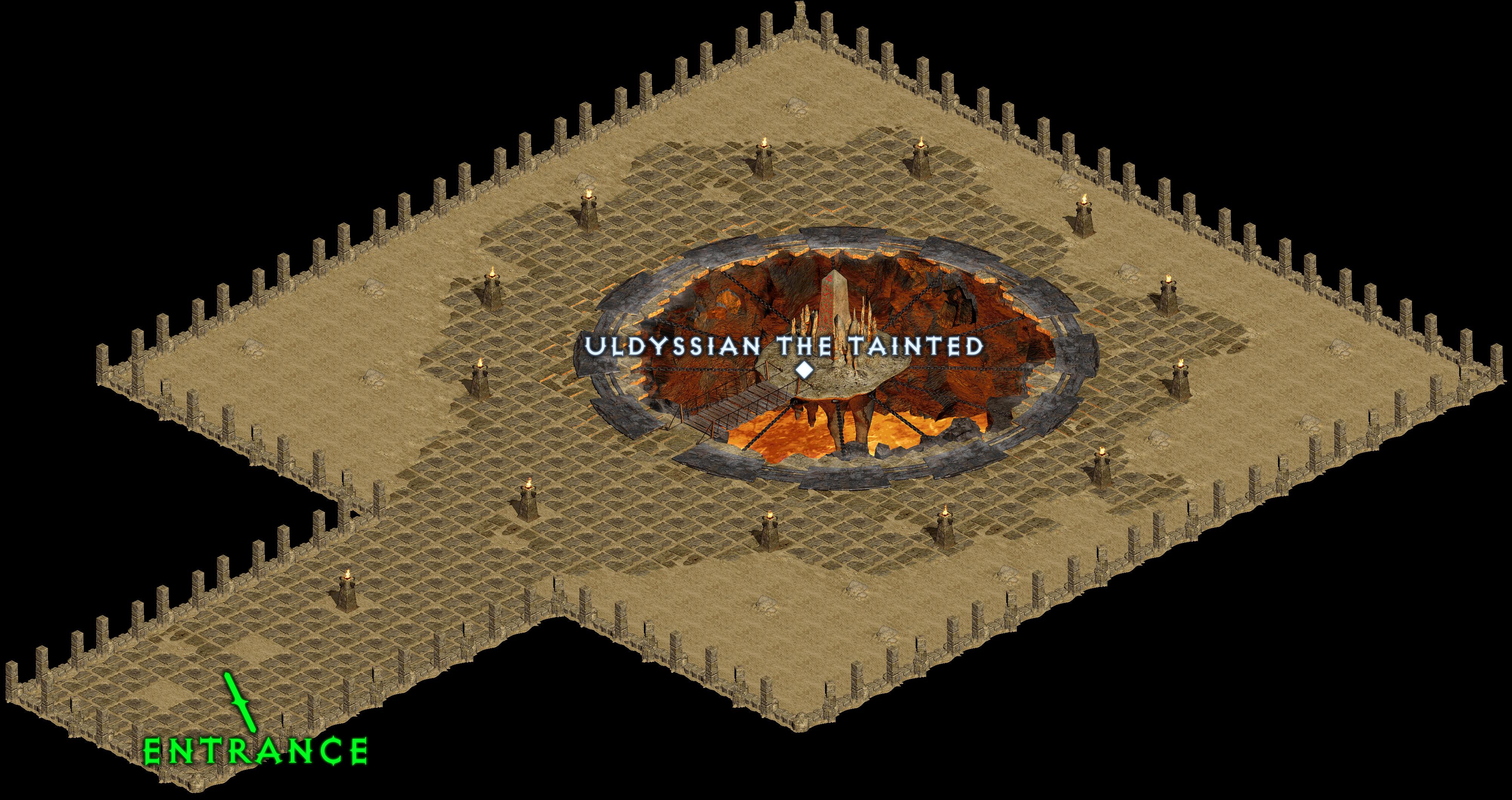 Uldyssian's Tomb