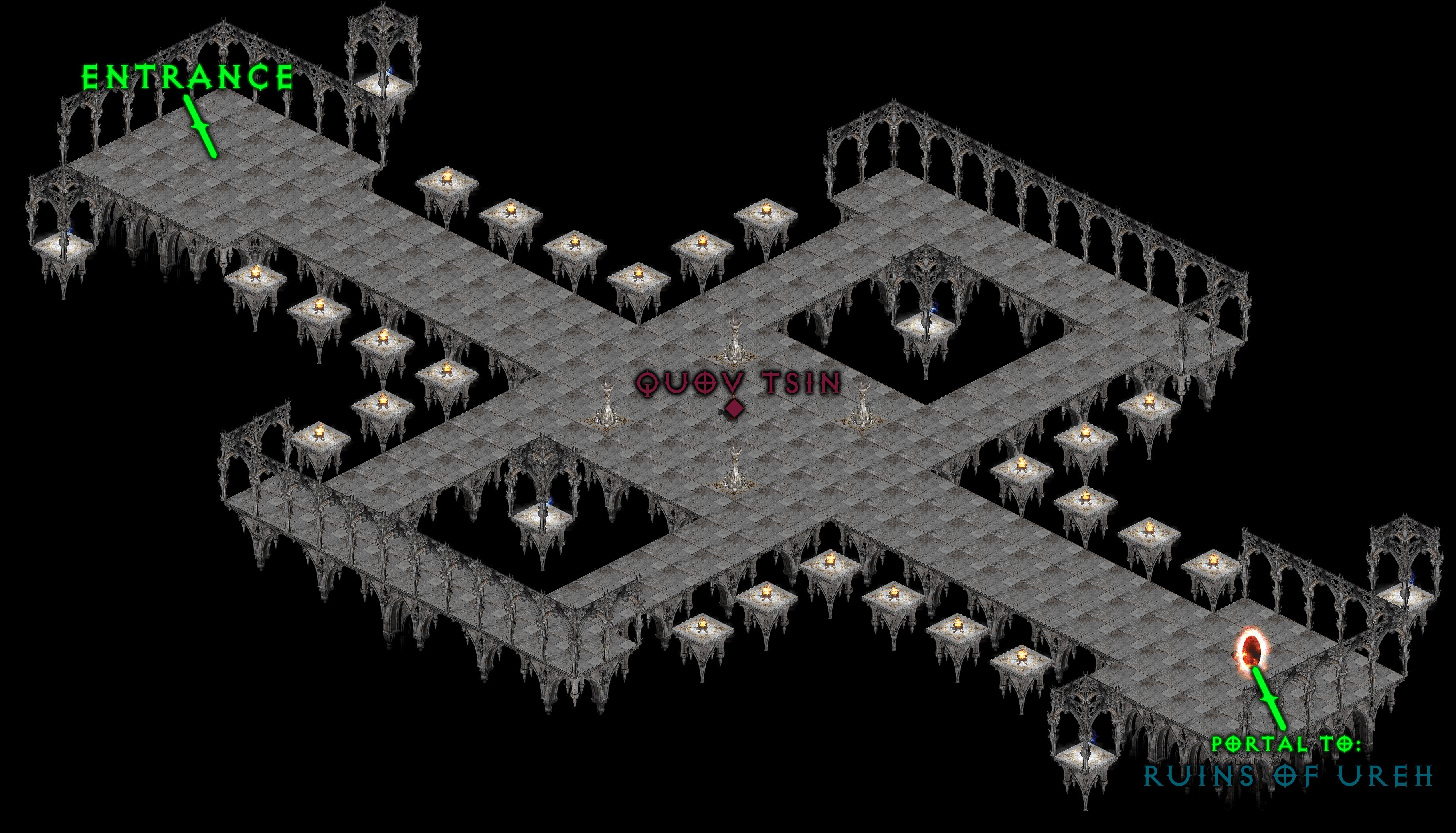 Vizjerei Temple