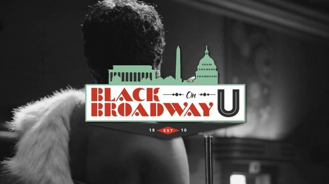 The Story of D.C.'s Black Broadway on U before Harlem