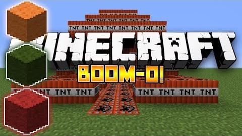 *NEW* Minecraft Mini-Game BOOM-O! - 1 w Preston & Woofless