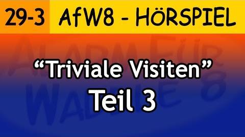 Triviale Visiten (Teil 3