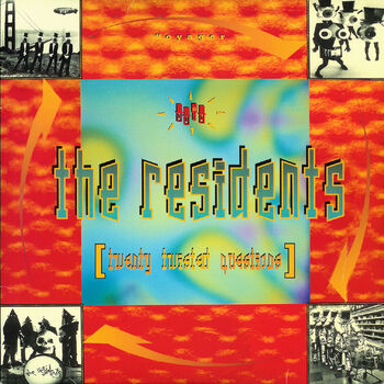 Laserdisc Artwork