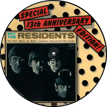 13th Anniversary Picturedisc