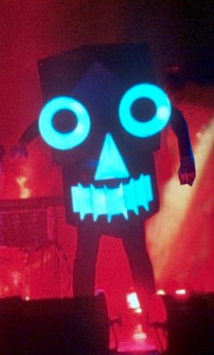Mr. Skull, 1989