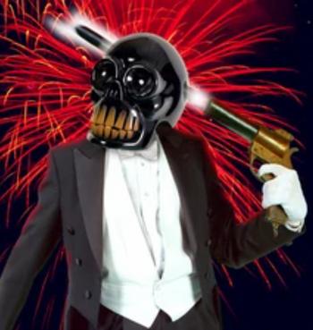 Mr. Skull, 1997